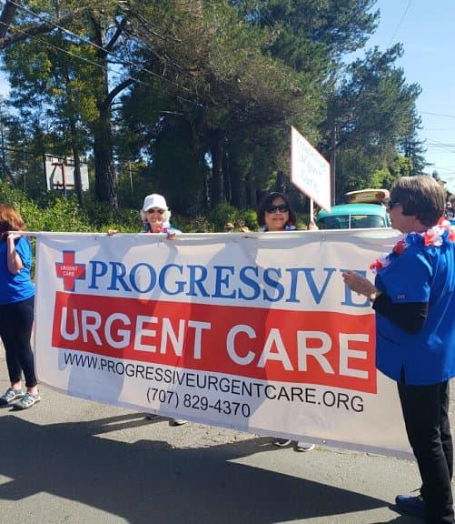 progressive urgent care tarpaulin
