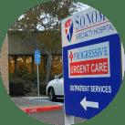 urgent care signboard