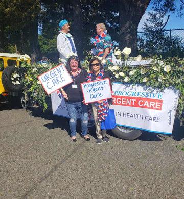 Progressive Urgent Care staff